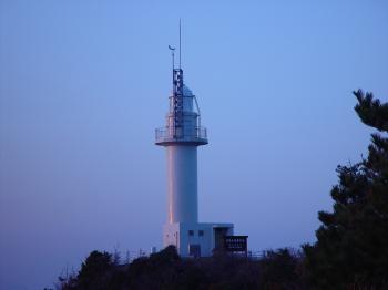 石見大崎鼻灯台一般公開(島根県江津市)