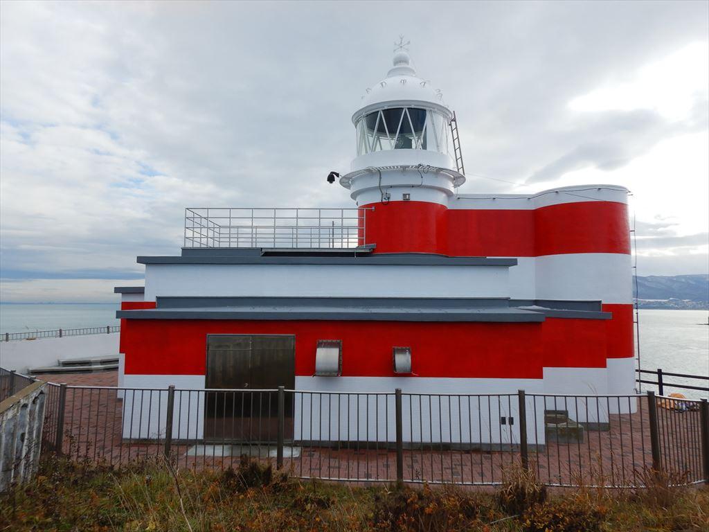 日和山灯台工事完成記念一般公開について