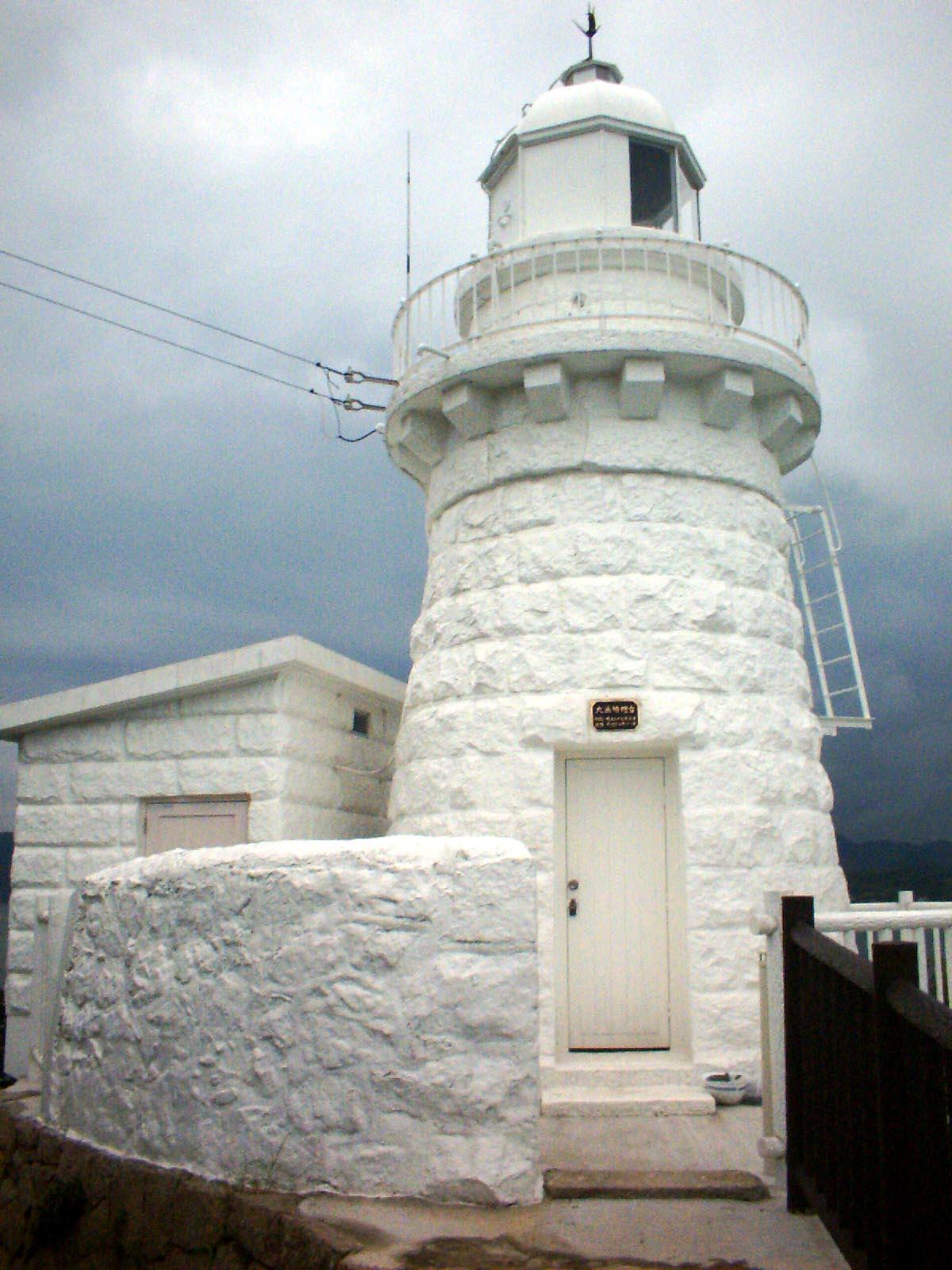 サイクリングツアーに協力し因島の大浜埼灯台の内部を特別公開します