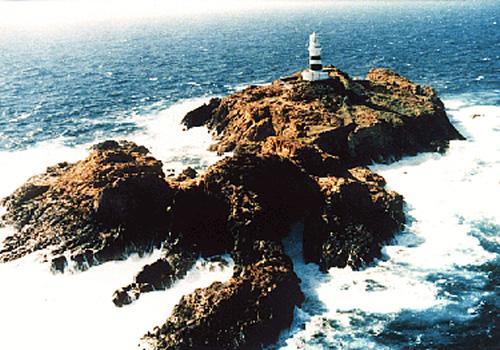 神子元島灯台 | 「灯台のことな...